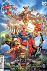 Justice League (2018-2021) #30 Variant B: Card Stock Variant YOTV Dark Gifts
