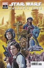 Star Wars: Galaxy's Edge #5 Variant B