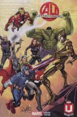 Age of Ultron (2013) #10 Variant K: Marvel Unlimited Giveaway