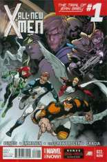 All-New X-Men (2013-2015) #22 Variant A