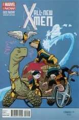 All-New X-Men (2013-2015) #22 Variant D: Animal Cover