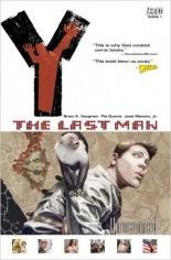 Y: The Last Man (2002-2008) #TP Vol 1 Variant E: 5th Printing