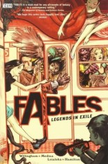 Fables (2002-2015) #TP Vol 1 Variant E: 5th Printing