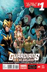 Guardians of the Galaxy (2013-2015) #11 Variant A