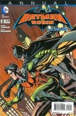 Batman and Robin (2011-2015) #Annual 2