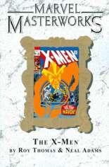 Marvel Masterworks: The X-Men (2003-2010) #TP Vol 6 Variant B: Marble Cover; Marvel Masterworks Library Vol. 61
