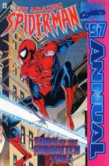 Amazing Spider-Man (1963-1998) #Annual 1997 Variant A: Newsstand Edition; Wraparound Cover