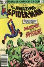 Amazing Spider-Man (1963-1998) #228 Variant A: Newsstand Edition