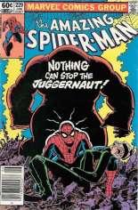 Amazing Spider-Man (1963-1998) #229 Variant A: Newsstand Edition