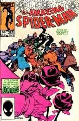 Amazing Spider-Man (1963-1998) #253 Variant B: Direct Edition
