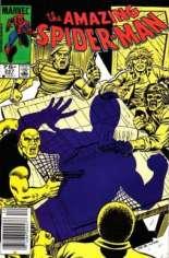 Amazing Spider-Man (1963-1998) #247 Variant C: 75 Cent Variant