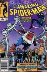 Amazing Spider-Man (1963-1998) #263 Variant C: 75 Cent Variant