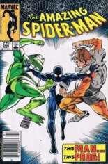 Amazing Spider-Man (1963-1998) #266 Variant C: 75 Cent Variant