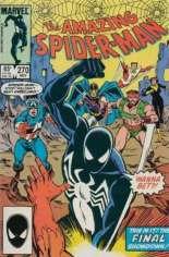 Amazing Spider-Man (1963-1998) #270 Variant B: Direct Edition