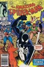 Amazing Spider-Man (1963-1998) #270 Variant C: 75 Cent Variant