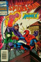 Amazing Spider-Man (1963-1998) #Annual 27 Variant A: Newsstand Edition; Not Polybagged