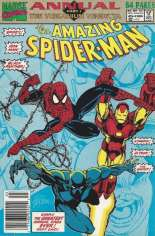 Amazing Spider-Man (1963-1998) #Annual 25 Variant A: Newsstand Edition