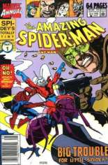 Amazing Spider-Man (1963-1998) #Annual 24 Variant A: Newsstand Edition