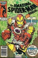 Amazing Spider-Man (1963-1998) #Annual 20 Variant A: Newsstand Edition
