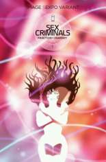 Sex Criminals (2013-2020) #1 Variant H: Image Expo Exclusive