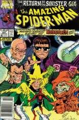 Amazing Spider-Man (1963-1998) #337 Variant A: Newsstand Edition