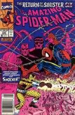 Amazing Spider-Man (1963-1998) #335 Variant A: Newsstand Edition