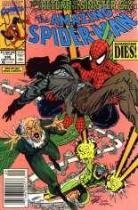 Amazing Spider-Man (1963-1998) #336 Variant A: Newsstand Edition