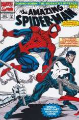 Amazing Spider-Man (1963-1998) #358 Variant A: Newsstand Edition; Gatefold Cover