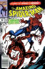 Amazing Spider-Man (1963-1998) #361 Variant A: Newsstand Edition
