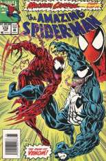 Amazing Spider-Man (1963-1998) #378 Variant A: Newsstand Edition