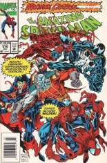 Amazing Spider-Man (1963-1998) #379 Variant A: Newsstand Edition