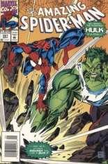 Amazing Spider-Man (1963-1998) #381 Variant A: Newsstand Edition