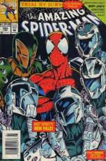 Amazing Spider-Man (1963-1998) #385 Variant A: Newsstand Edition