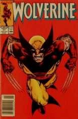 Wolverine (1988-2003) #17 Variant A: Newsstand Edition