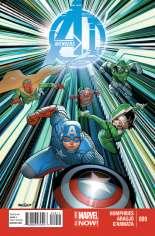 Avengers A.I. (2013-2014) #9 Variant A