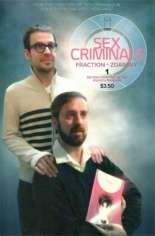 Sex Criminals (2013-2020) #1 Variant I: 5th Printing