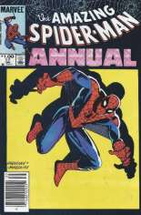Amazing Spider-Man (1963-1998) #Annual 17 Variant A: Newsstand Edition