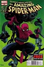Amazing Spider-Man (1999-2014) #699 Variant A: Newsstand Edition
