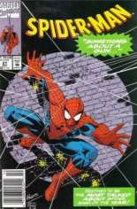 Spider-Man (1990-1998) #27 Variant A: Newsstand Edition
