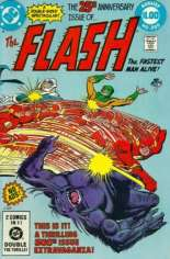 Flash (1959-1985) #300 Variant B: Direct Edition; Wraparound Cover
