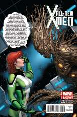 All-New X-Men (2013-2015) #23 Variant B: Incentive Cover