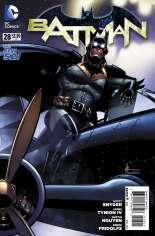 Batman (2011-2016) #28 Variant C: Steampunk Cover