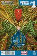 Avengers A.I. (2013-2014) #8 Variant E: 2nd Printing