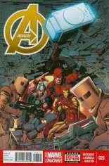 Avengers (2012-2015) #26 Variant A