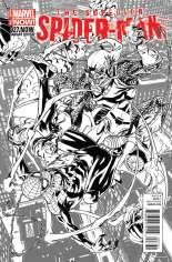 Superior Spider-Man (2013-2014) #27 Variant C: Sketch Cover