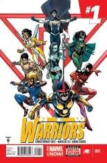 New Warriors (2014-2015) #1 Variant A