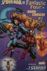 Spider-Man and the Fantastic Four in Hard Choices (2006) #One-Shot Variant C: ? Printing; Elks USA Giveaway