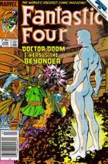 Fantastic Four (1961-1996) #288 Variant A: Newsstand Edition