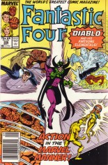 Fantastic Four (1961-1996) #306 Variant A: Newsstand Edition