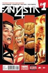 Fantastic Four (2014-2015) #1 Variant A